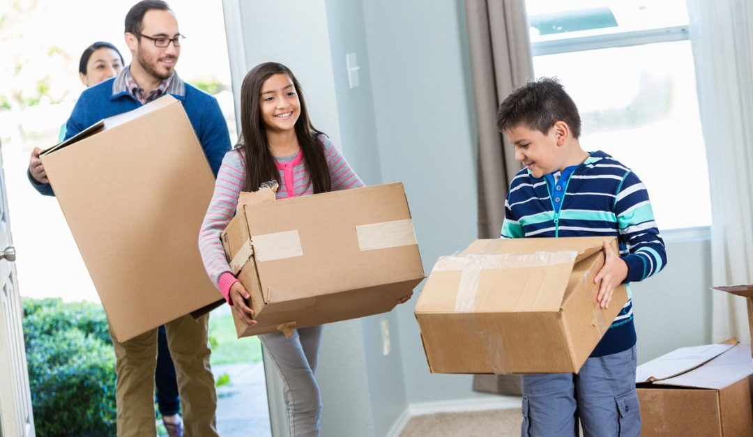 How to Help Your Kids Adjust to a New Neighborhood