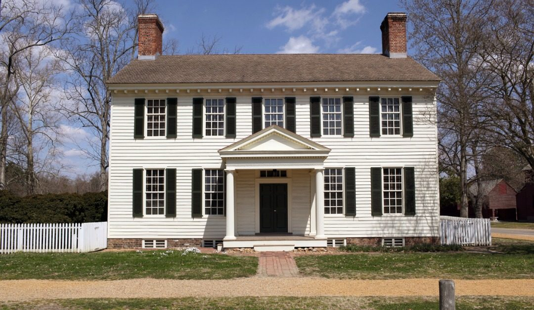 3 Home Improvement Options After Buying a Historic House
