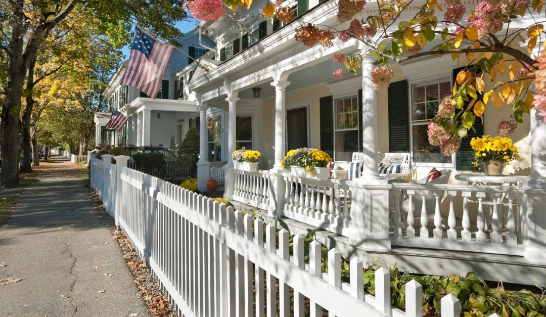 4 Upsides of Living in a Historic Neighborhood