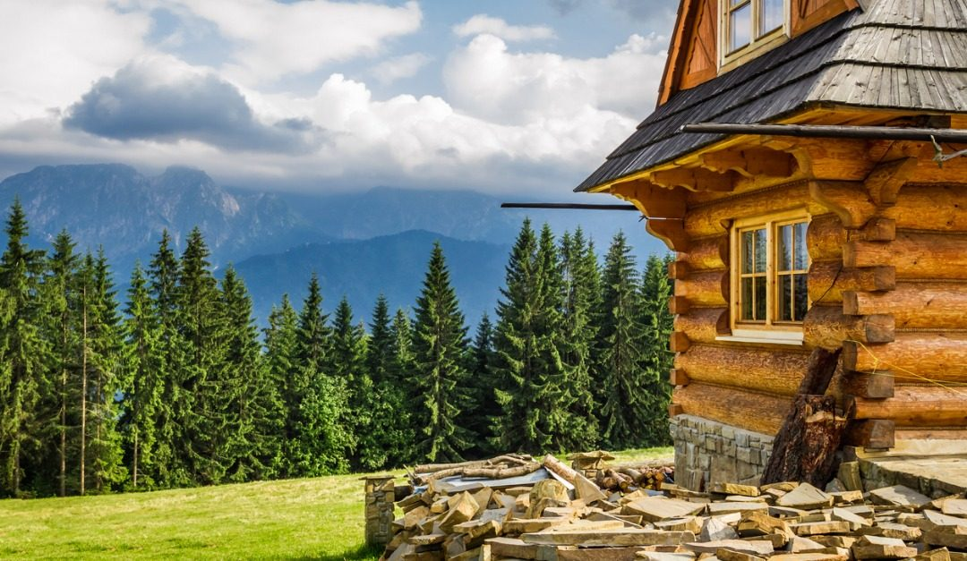 Want to Live Off the Grid? Don't Forget About Sewage Disposal