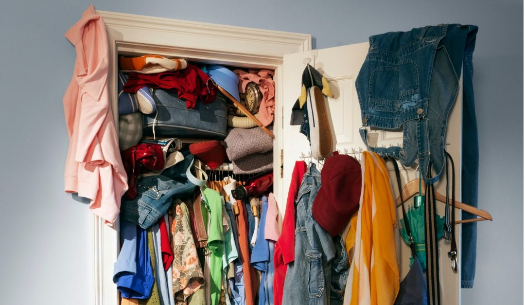 4 Ways to Make More Closet Space