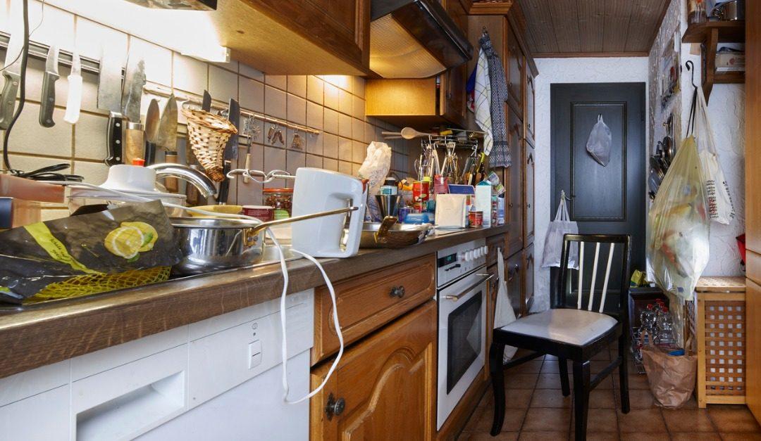 7 Ways to Declutter Your Kitchen