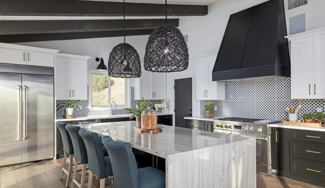 Set Your Kitchen Apart With These Features