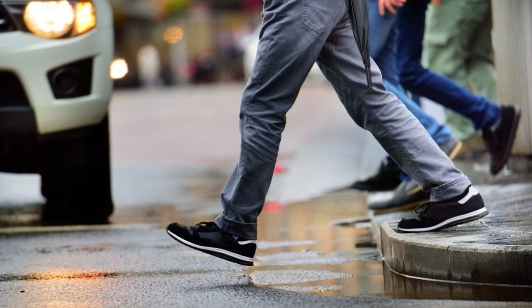 Pedestrian Safety Tips for Walkers AND Drivers