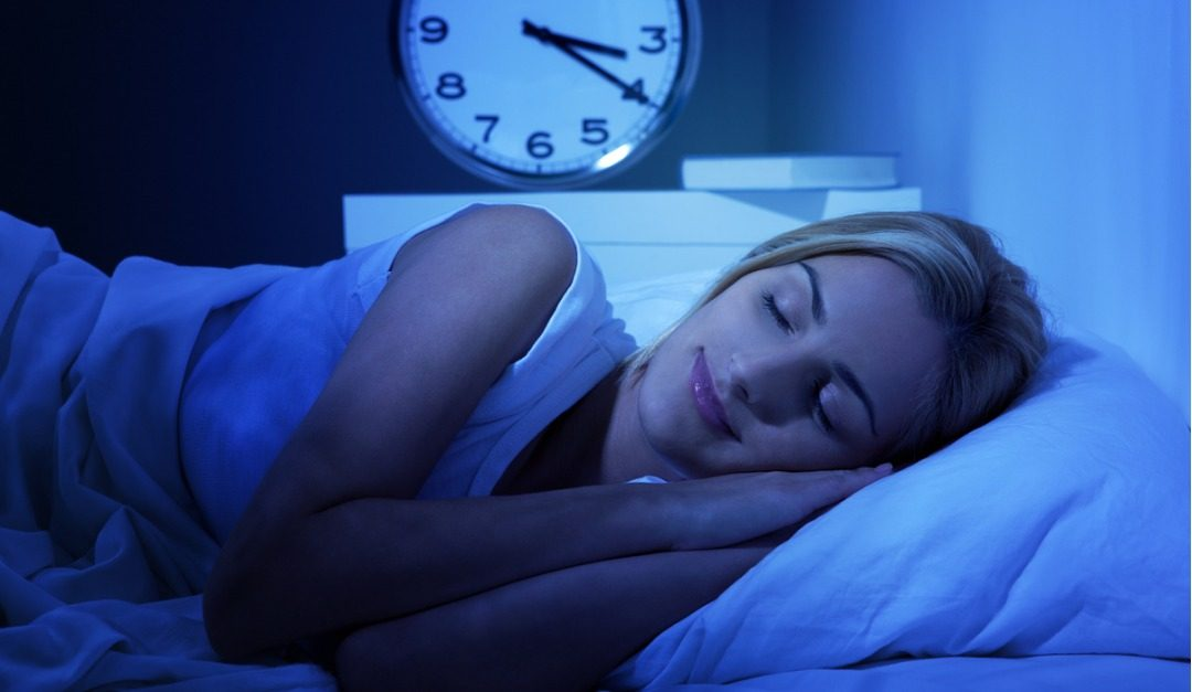 10 Tips for Getting a Good Night's Sleep