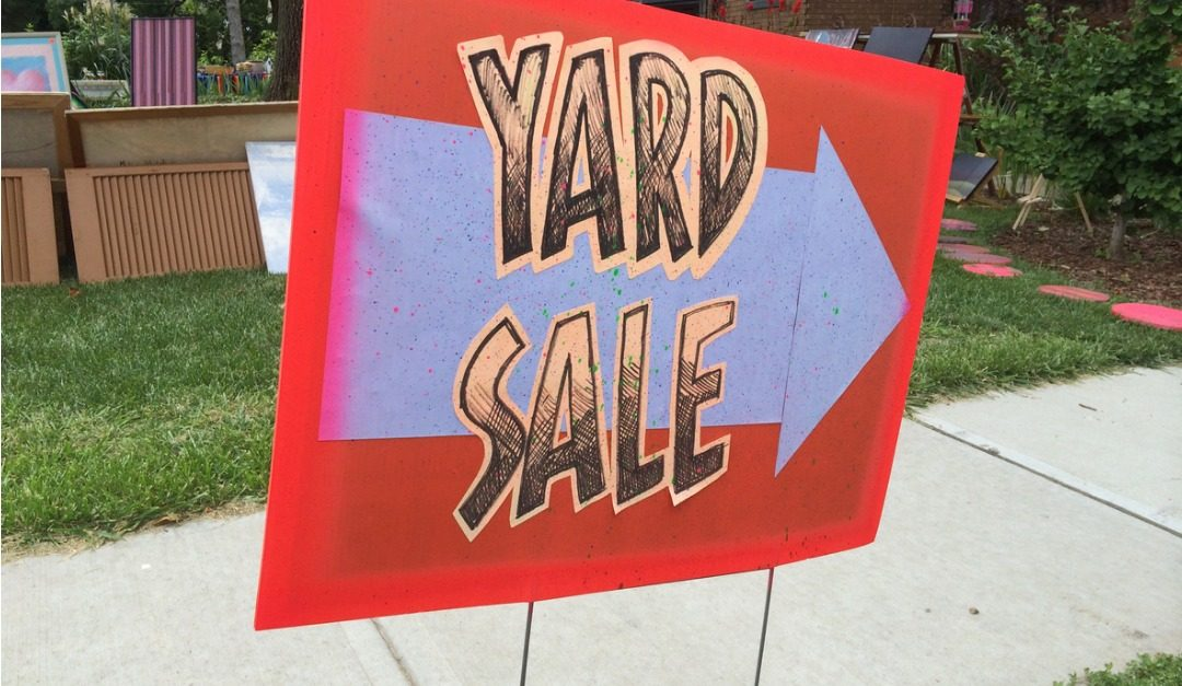 5 Tips for a Successful Yard Sale