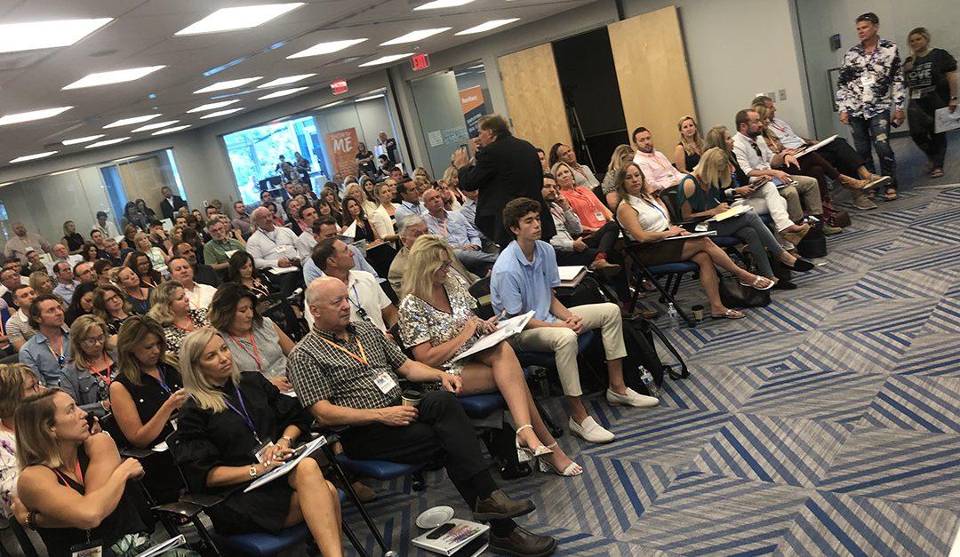 Berkshire Hathaway HomeServices Ambassador Real Estate Gathers 200 at Mega Office