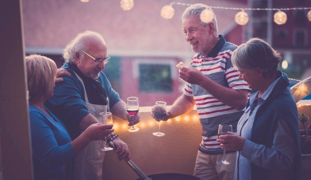 5 Reasons Why Cities Are a Great Choice for Retirees