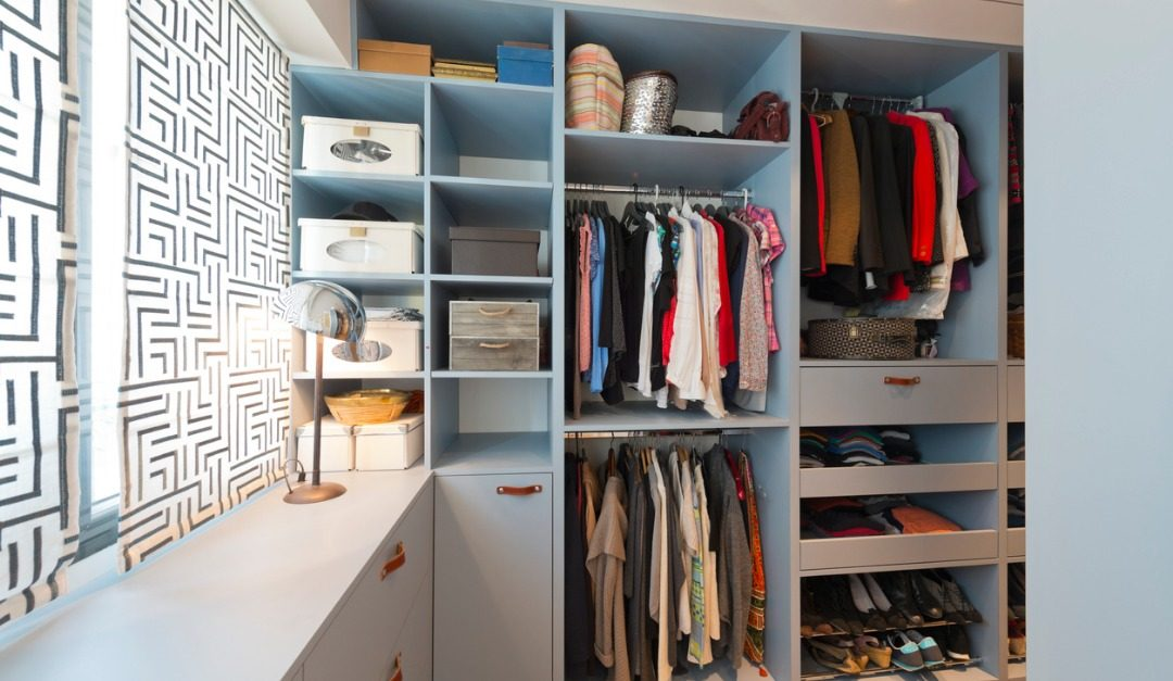 Staging Your Closets Before You Sell