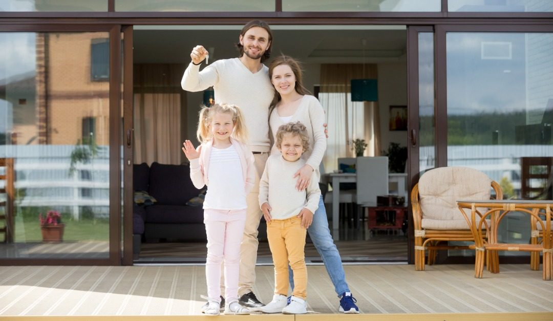 Tips for Buying a Home With Kids in Tow