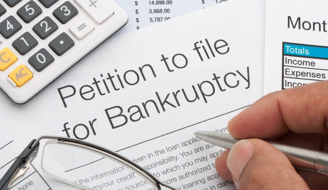 What Happens to the Equity in Your Home If You Declare Bankruptcy?