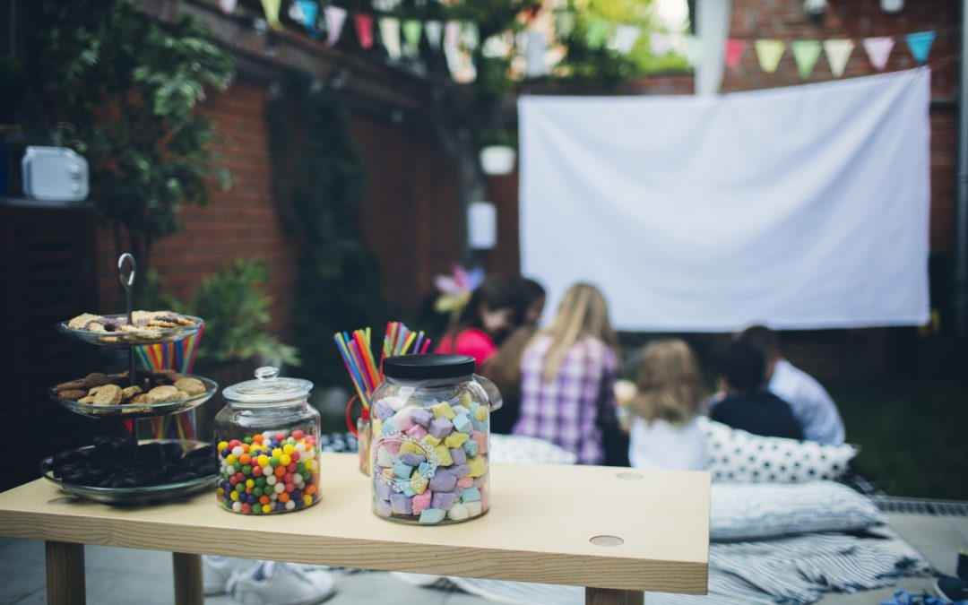 How to Create Fun and Magical Backyards Despite the Size
