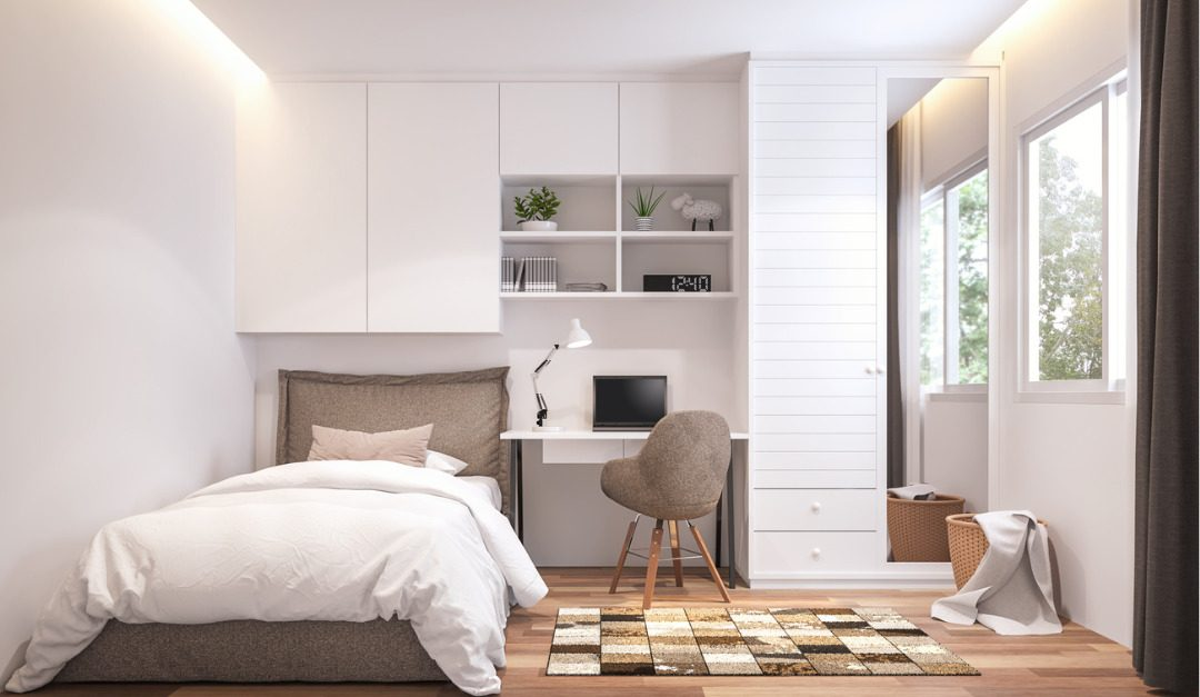 6 Storage Solutions for Small-Space Living