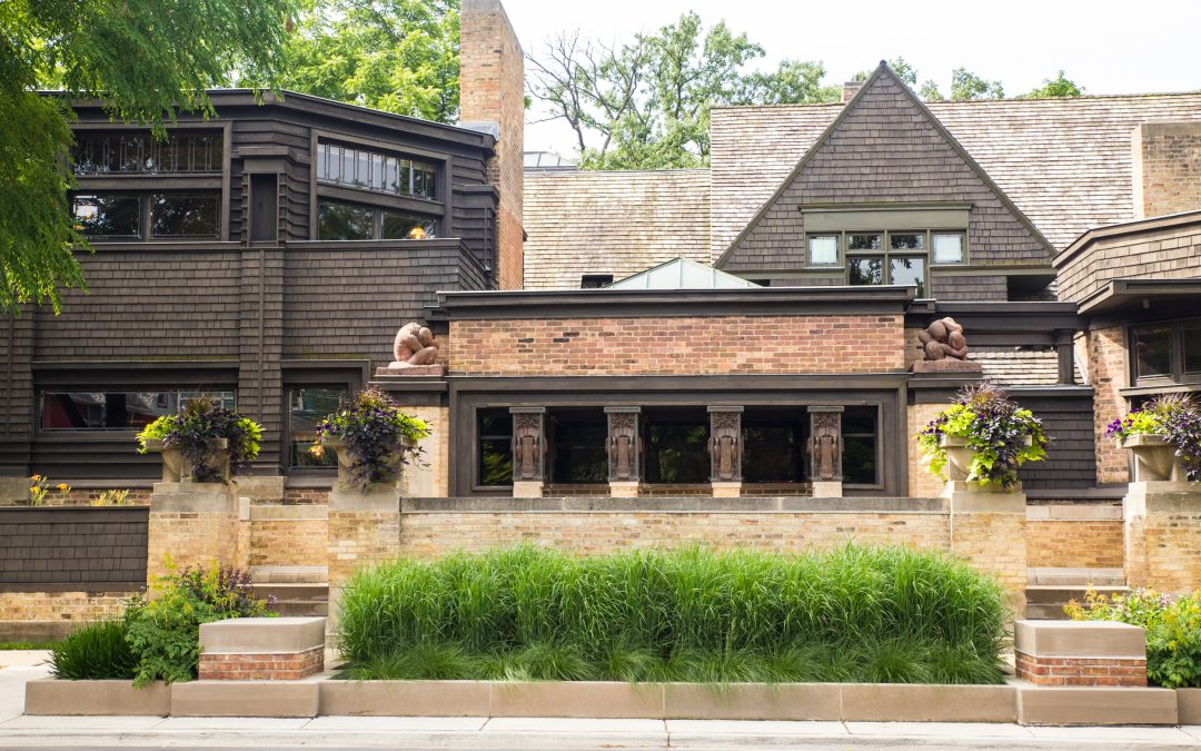 How to Build a Frank Lloyd Wright-Inspired Home