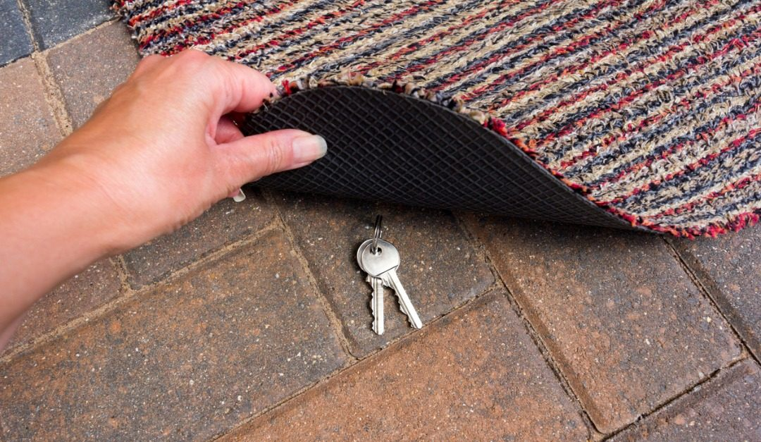 The Best and Worst Places to Hide a Spare House Key
