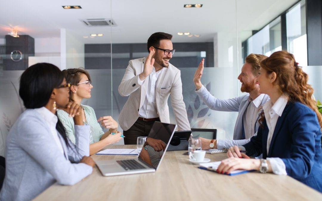 How to Become a Top Producer in Your Office