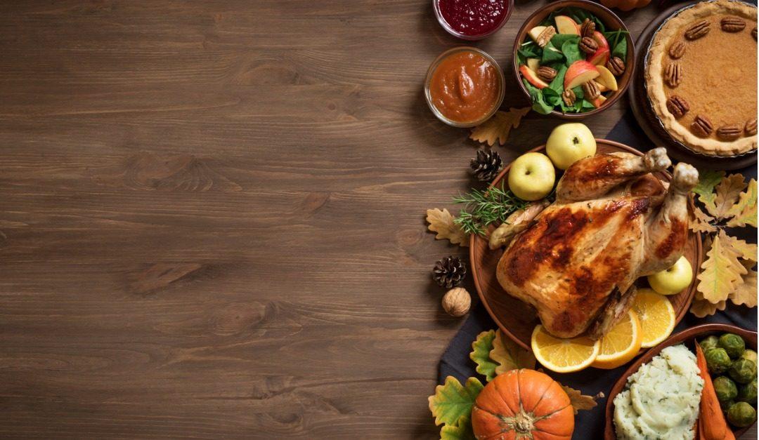 4 Ways to Celebrate Thanksgiving