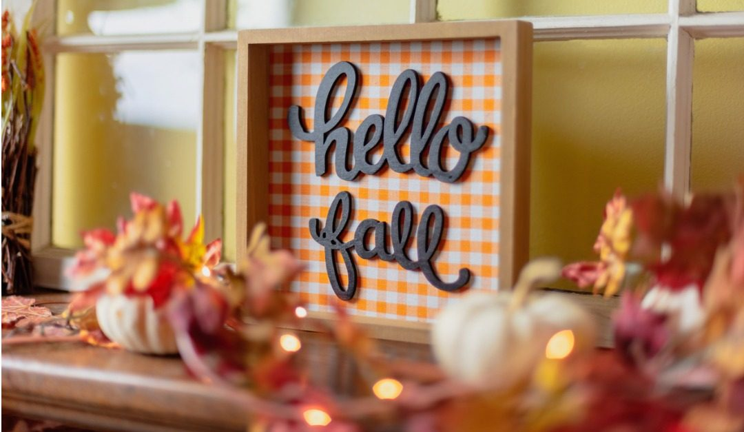 Staging Your Home for Autumn