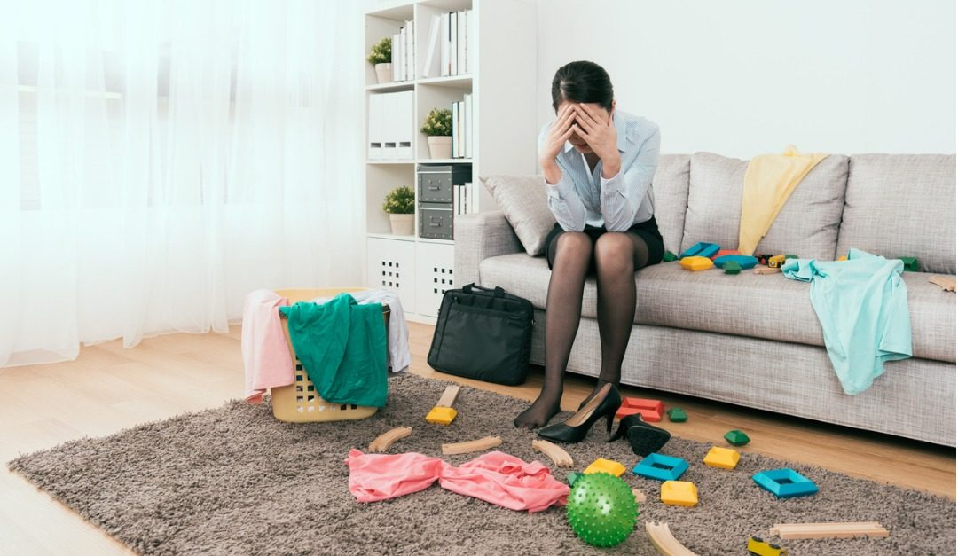 How to Stop Clutter Before It Even Starts