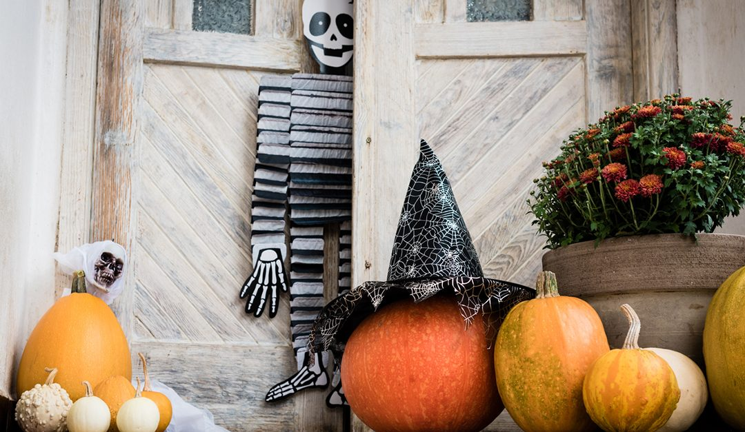 'Green' Halloween Decor for Your Home