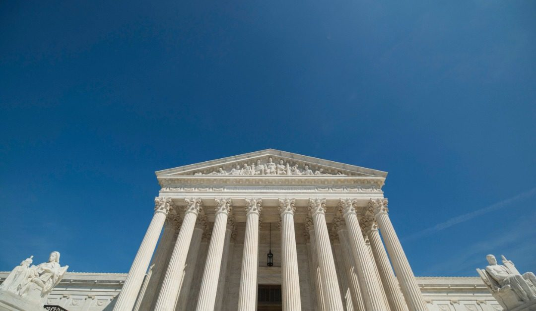 All Eyes on the U.S. Supreme Court