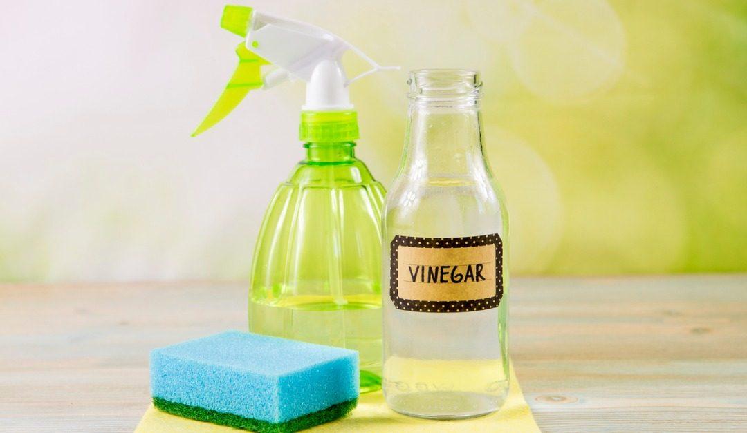 10 Household Cleaning Tricks Using Vinegar