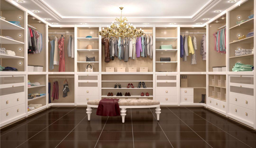 Convert a Spare Bedroom Into a Luxury Closet