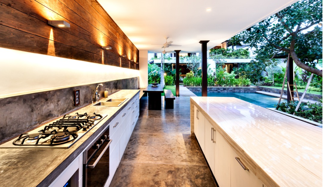 5 Ways to Create the Perfect Outdoor Kitchen