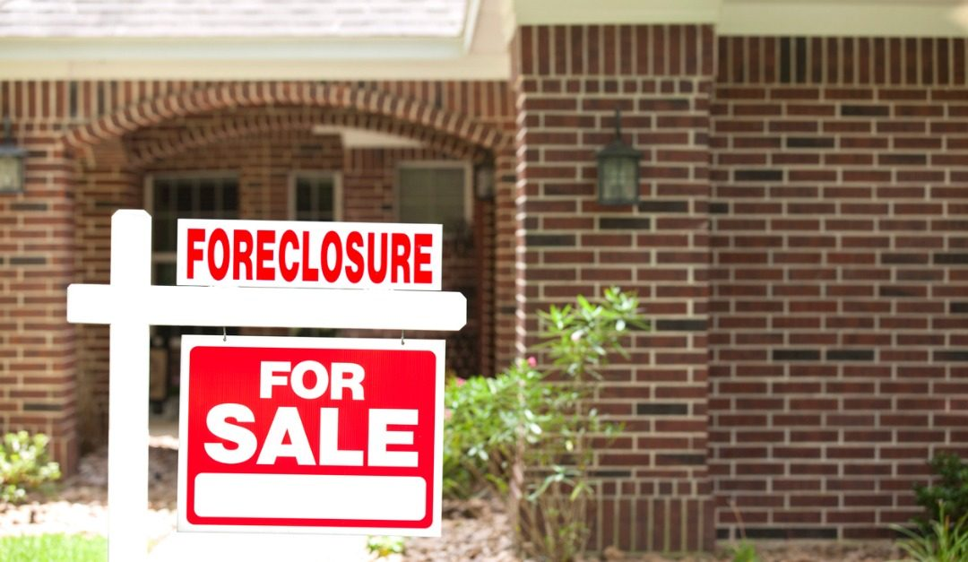 4 Things to Know When Buying a Foreclosed Home