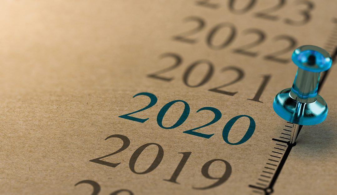 Create a Clear 2020 Vision