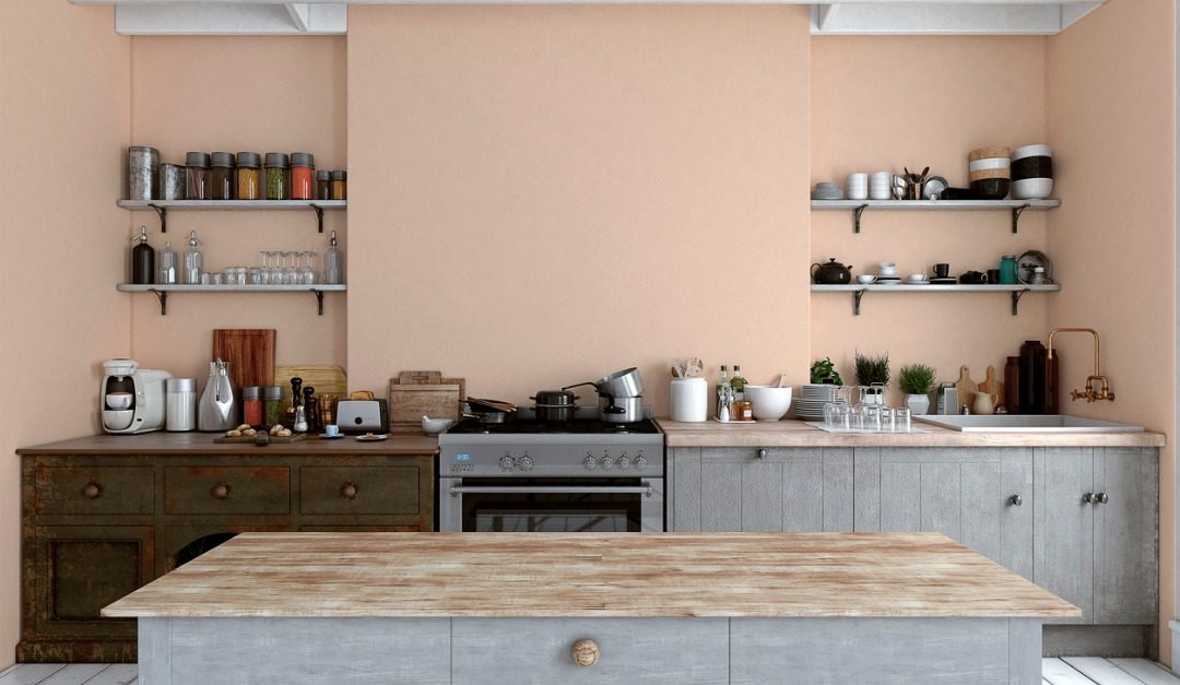 Staging With Benjamin Moore's 2020 Colour of the Year
