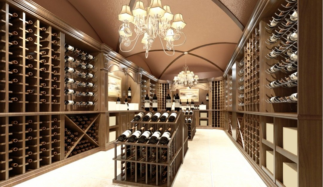 How to Beautifully Take Your Wine Cellar Out of Hiding