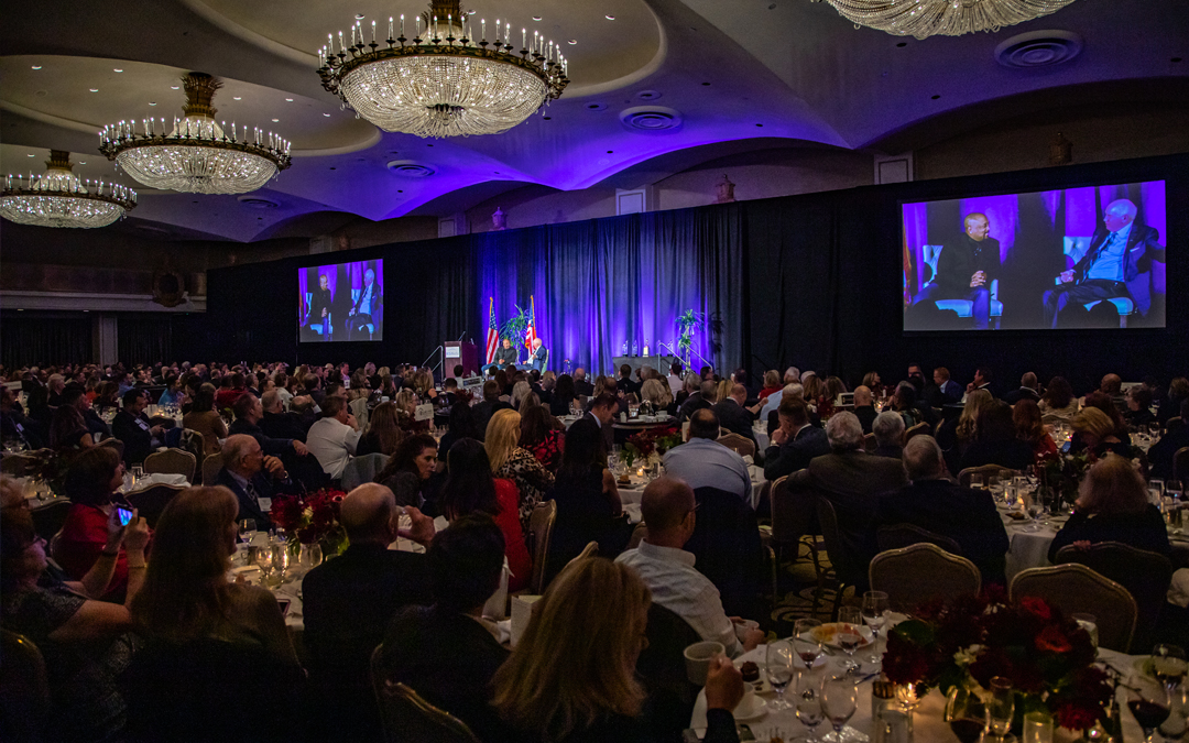 Exclusive Gala Honors Power Brokers, Features Keynote by 'Shark Tank' Star