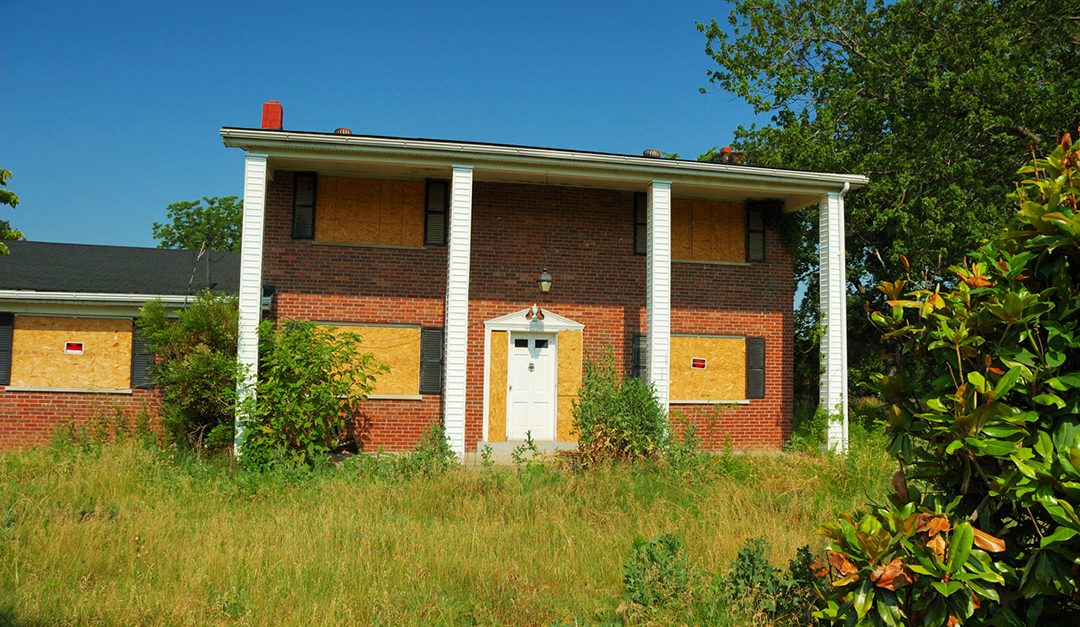 Real Estate 'Zombies': Abandoned Foreclosures a Scarce Sight Today