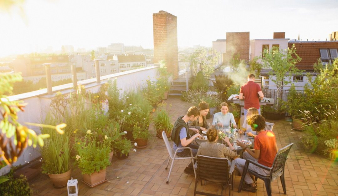 How to Design the Perfect Rooftop Garden