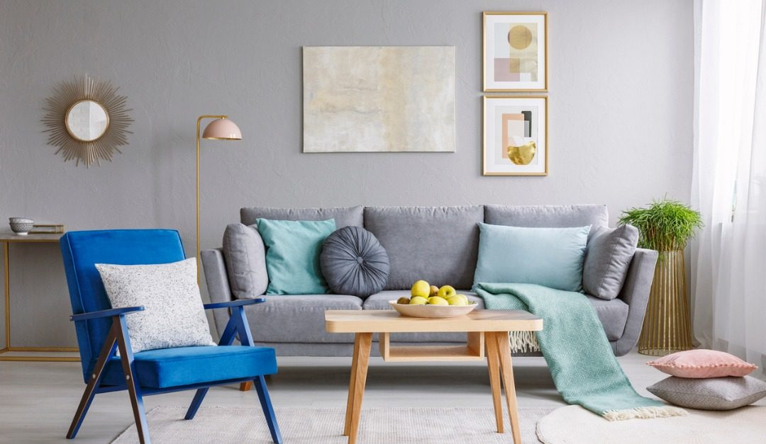How to Properly Prep Your Walls for Home Staging