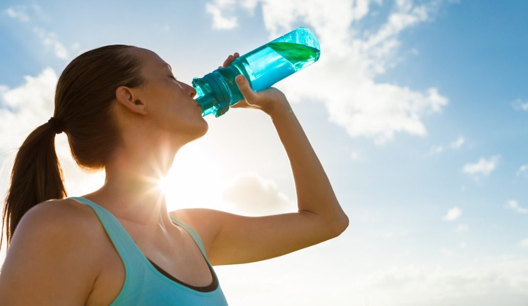 Working Out? Don't Forget to Stay Hydrated