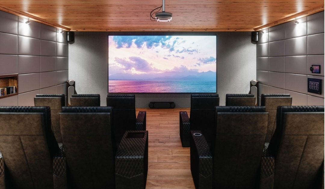 Projectors vs. TVs for the Home Theater: Pros and Cons