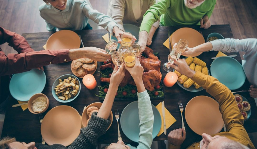 How to Host Thanksgiving in Your For-Sale Home