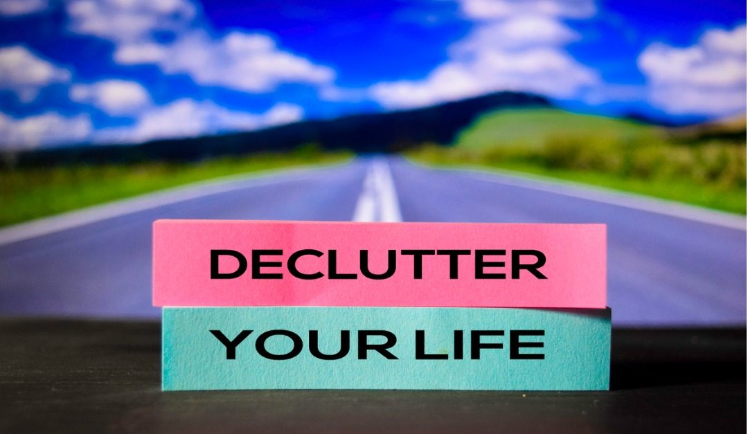 Things to Think About When Decluttering