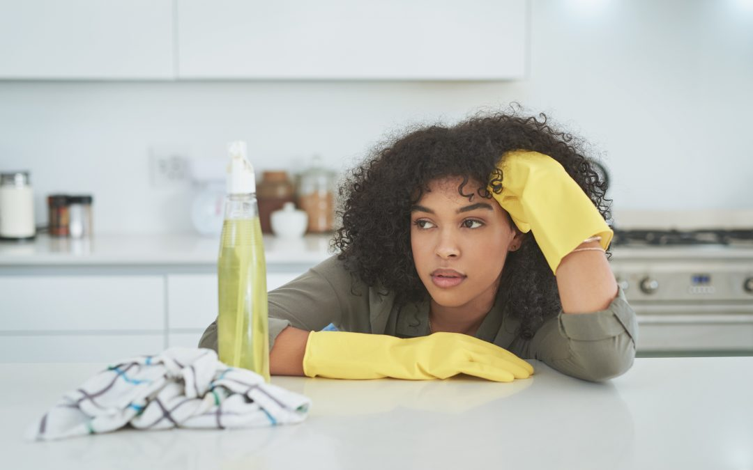 Cleaning: What Not to Do