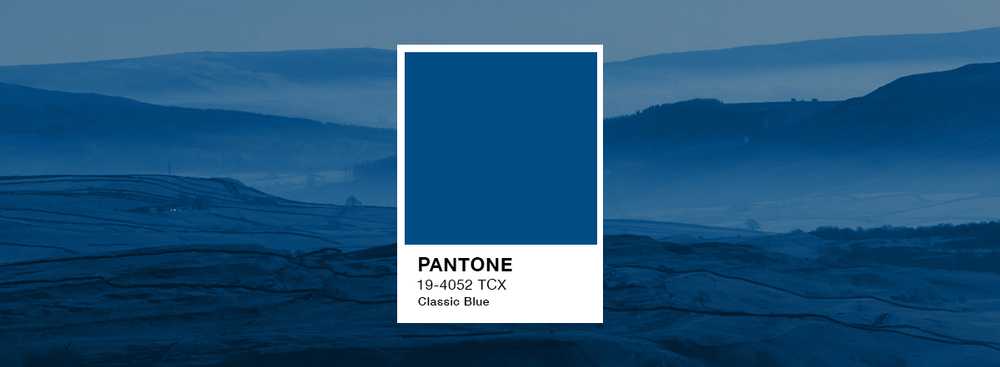 Classic Blue: Pantone's 2020 Color of the Year