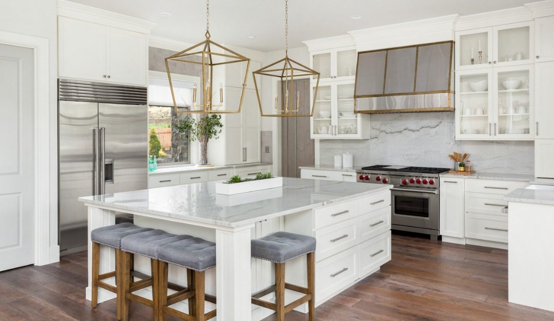 5 Tips for Designing a Stunning White Kitchen