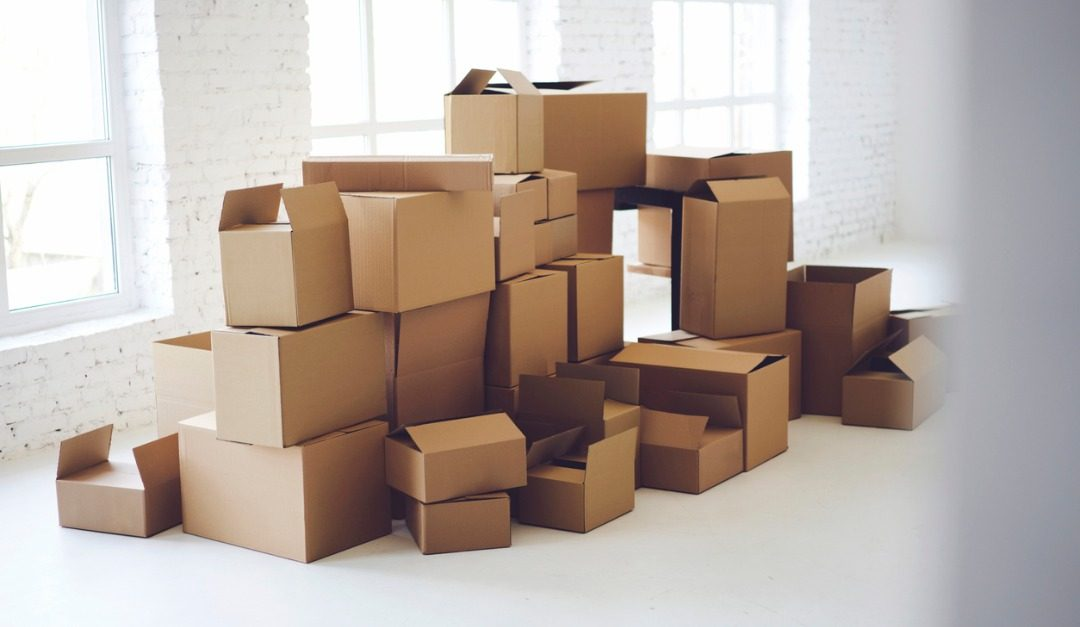 Where to Get Boxes for Your Big Move
