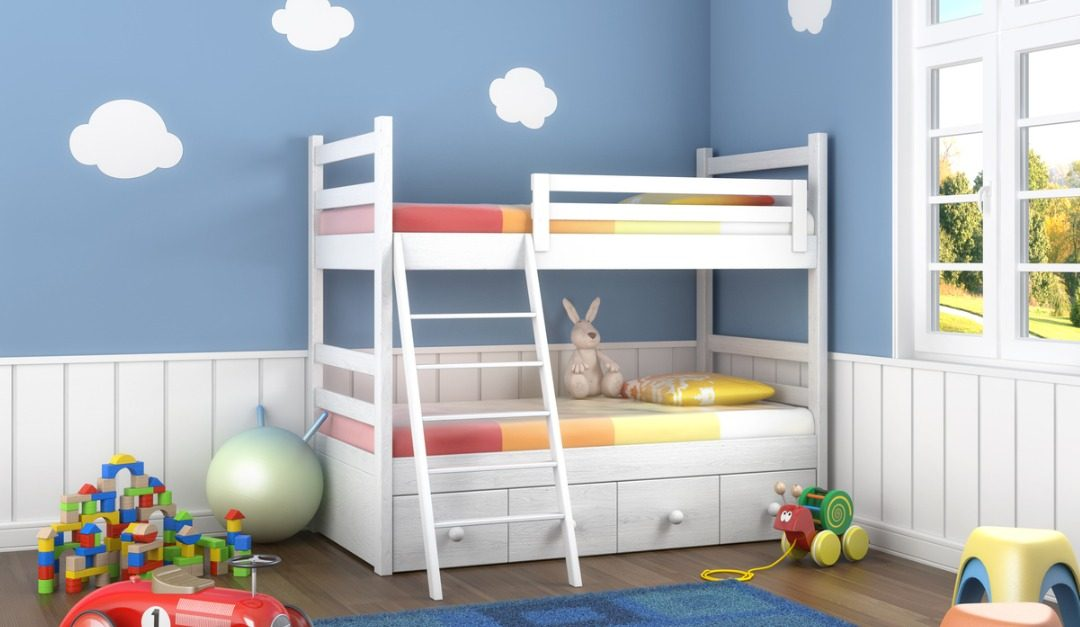 Pros and Cons of Having Your Kids Sleep in Bunk Beds