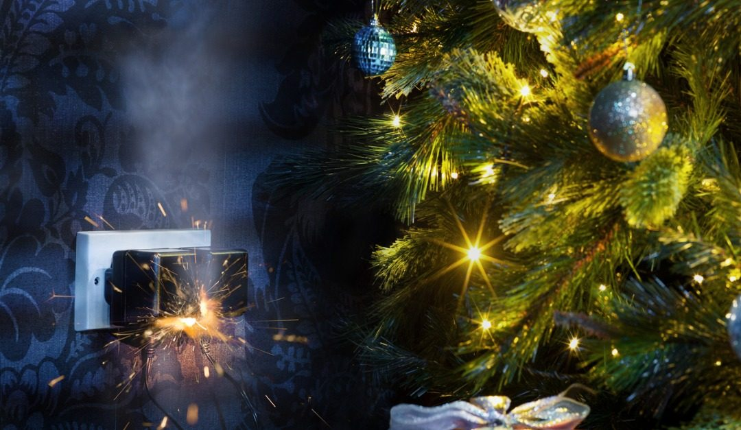 How-To Prevent a House Fire This Holiday Season