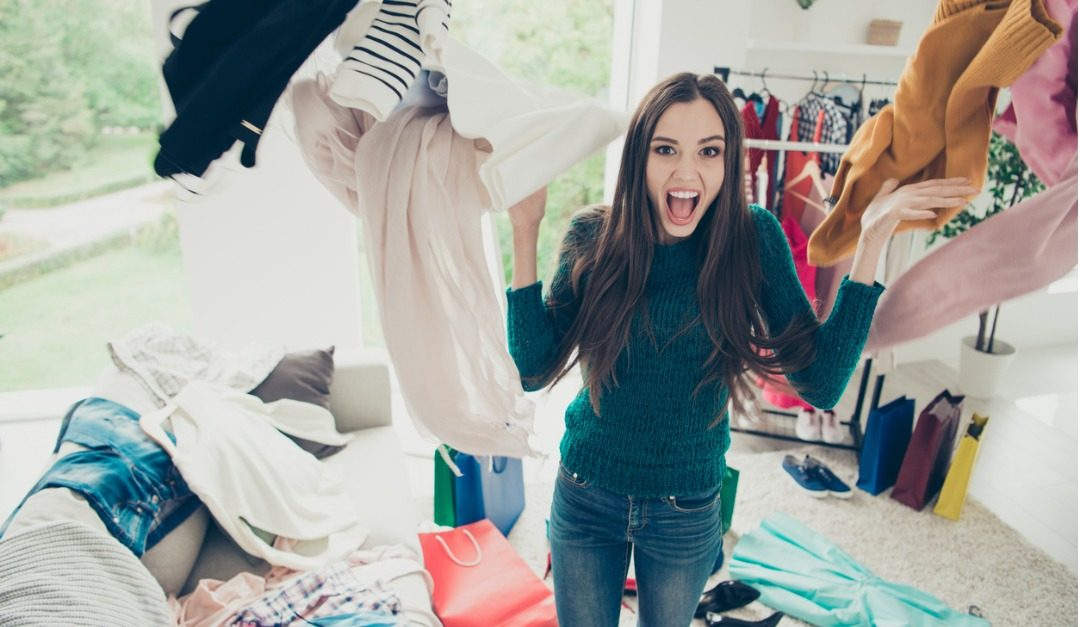 How to Stay Organized If You Have Limited Storage Space