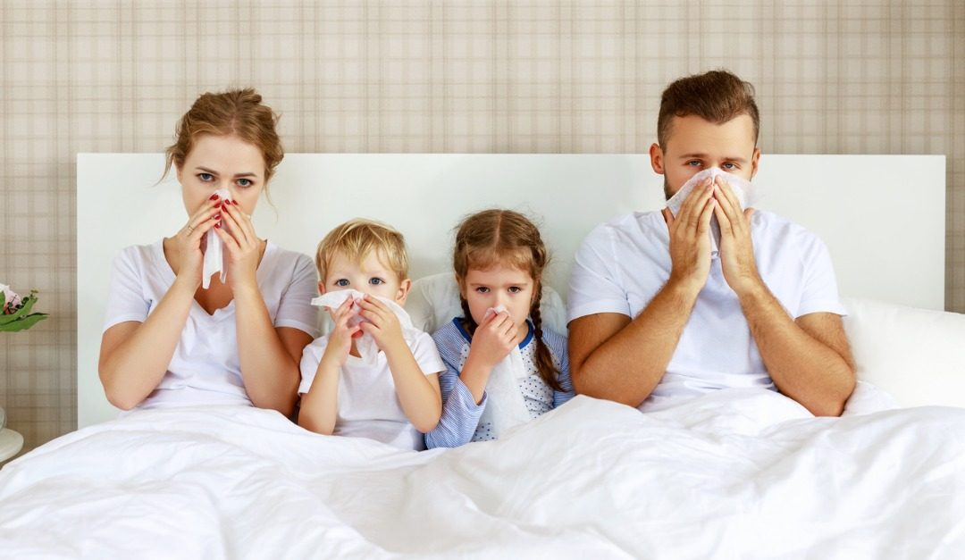 How to Protect Your Family From Colds and the Flu