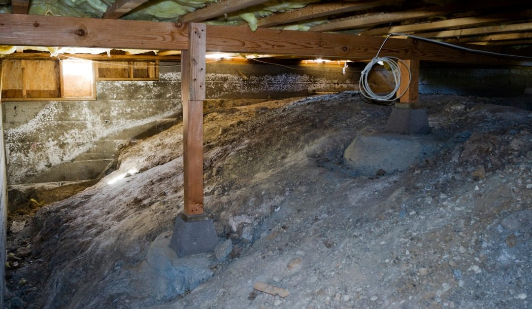 Why You Should Check Your Crawlspace After It Rains