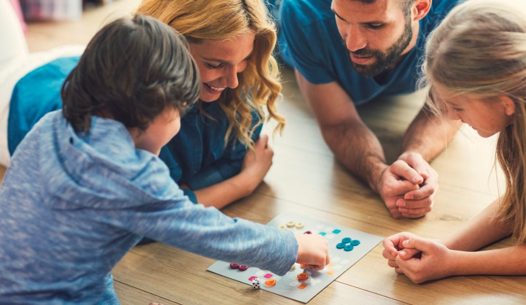 5 Ideas for the Next Family Game Night